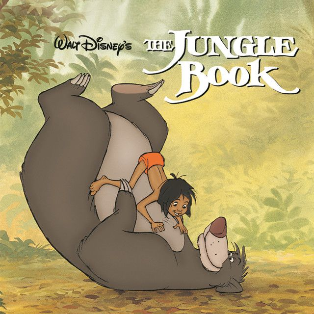 """The Bare Necessities - From """"The Jungle Book"""" / Soundtrack Version, a song by Phil Harris, Bruce Reitherman on Spotify"""