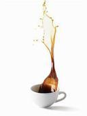 Fotochannels - coffee splash