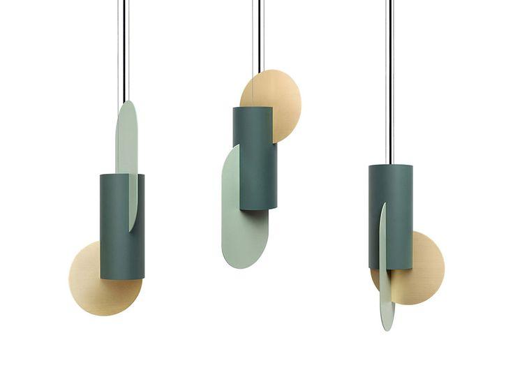 NOOM Celebrates 100 Years of the Bauhaus Pendant lamp