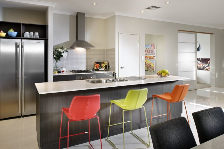Homebuyers Centre - Province Display Home Kitchen