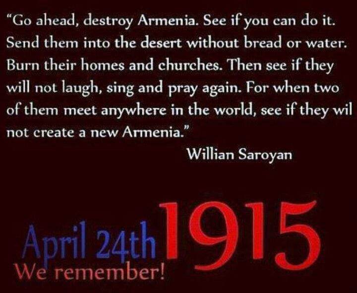 a history of the armenian genocide The armenian genocide of 1915 was one of the most brutal extermination attempts ever in this lesson, we take a look at the history, causes, and.