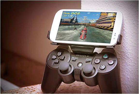 Gameklip - Play mobile games with a Playstation controller