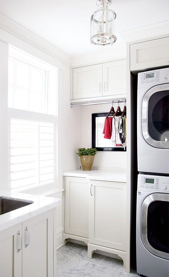 laundry room  Hanger