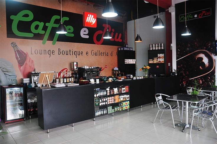 Caffé e Piu #Concón