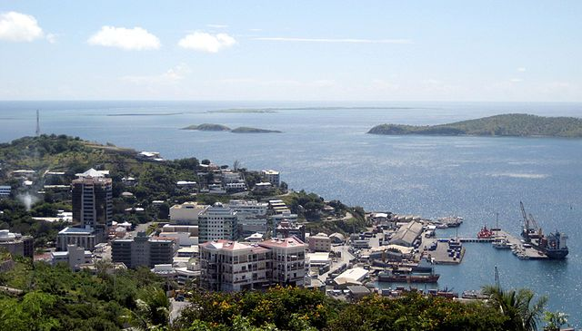 #TeachAbroad in Port Moresby, Papua New Guinea Jobs & Certification
