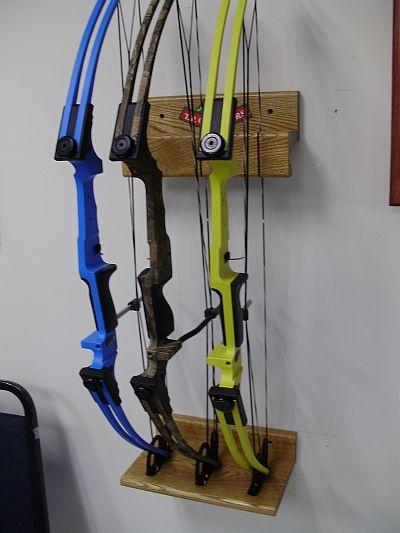 3 Bow Wall Rack