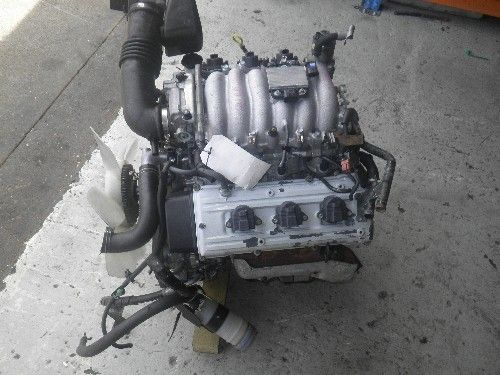 HOLDEN JACKAROO 6VE1 3500CC ENGINE 1998 TO 2003