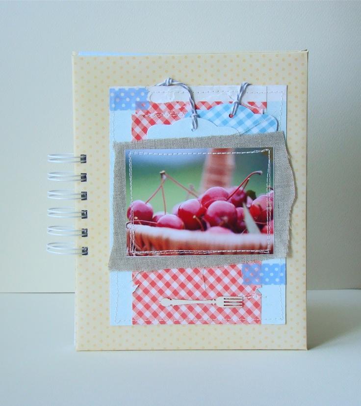 Recipes notebook - a little bit of summer :-)