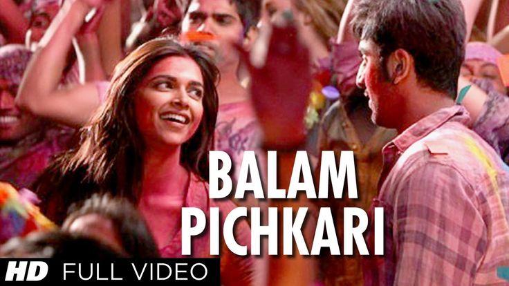 Balam Pichkari Full Song Video Yeh Jawaani Hai Deewani | Ranbir Kapoor, ...
