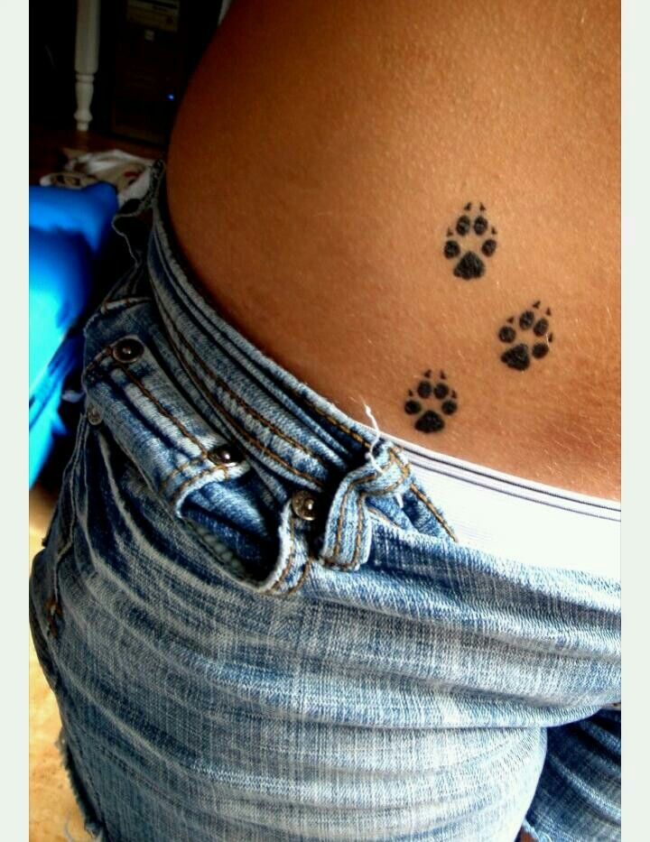 Sense i will be a vet, i love this tattoo idea !.