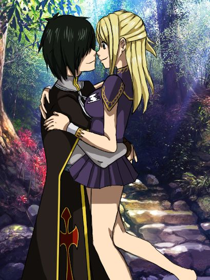 Fairy Tail Lucy And Rogue