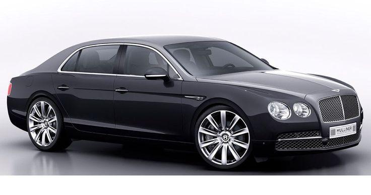 Bentley Mulliner Crafts Custom GQ Korea Edition Flying Spur #Bentley #Bentley_Flying_Spur