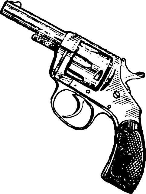 Gun, Revolver, Pistol, Weapon - Free Image on Pixabay