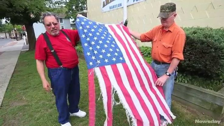 Do you know your American flag rules
