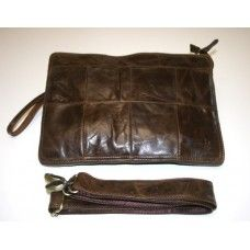 Boheme Leather Retro iPad Case/Folio $149.95 - The perfect protective case for tablets when you're on the move. #Boheme #leatherbag #ipadcase