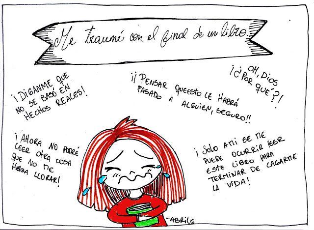 Otoño AbrilianoHistorietas en castellano dibujo drawing comic books libros