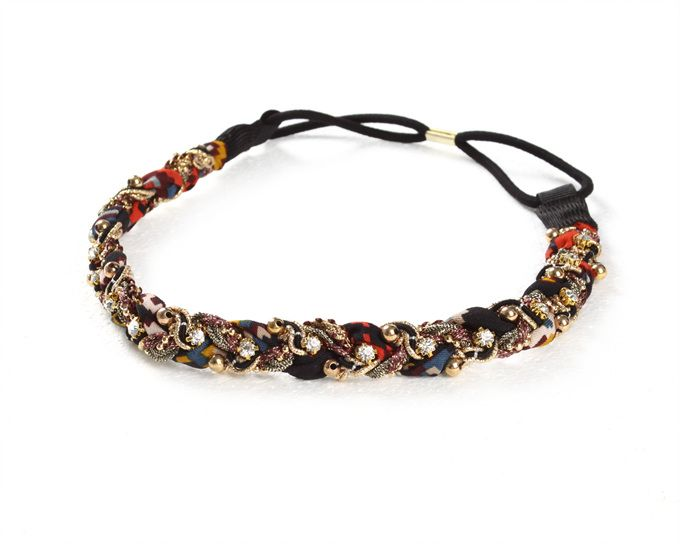 [Thursday Island] Women Shoes & Accessories Accessories WOMEN'S TWISTED HEADBAND T146MAC132W