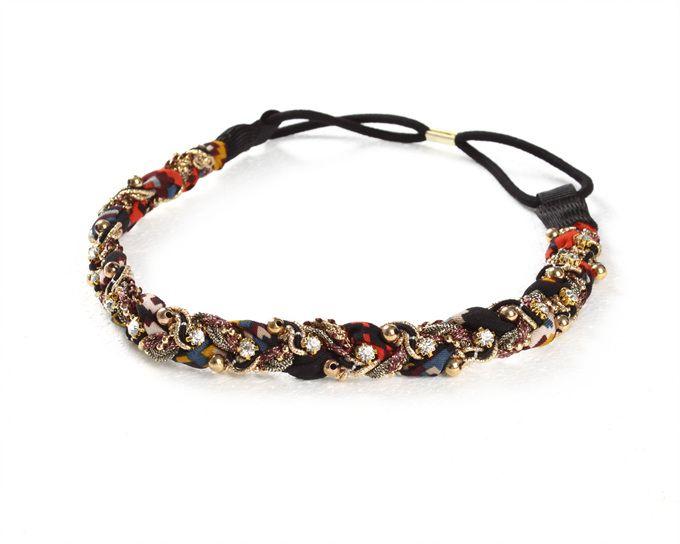 [Thursday Island] Women Shoes & Accessories Accessories WOMEN'S TWISTED HEADBAND T146MAC132W