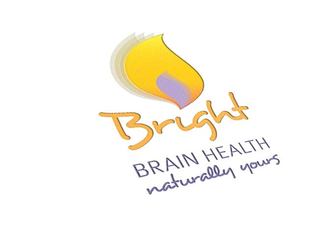 Bright Brain Health Logo Design