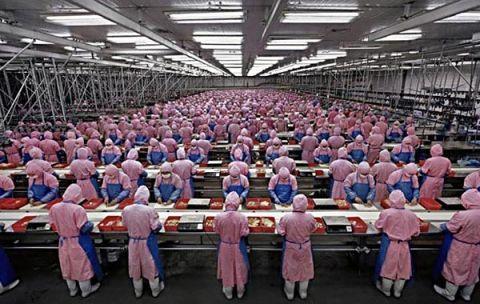 Η τέταρτη βιομηχανική επανάσταση
