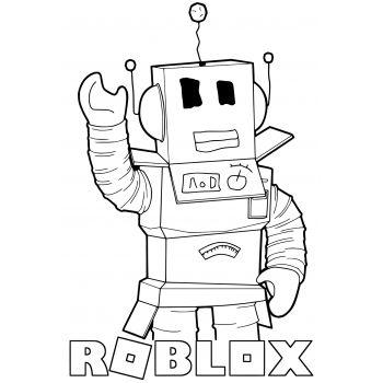 раскраска роблокс распечатать бесплатно в 2020 г ...