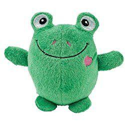 Plush Valentine Frogs - Valentine's Day Decor - One Dozen