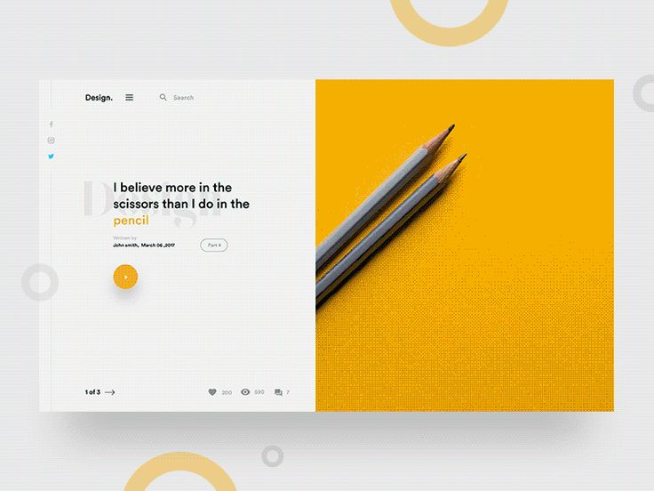 UI Interactions of the week #71 – Muzli -Design Inspiration