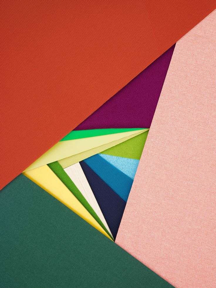 Carl Kleiner's Exhilarating Colour Compositions for Herman Miller.
