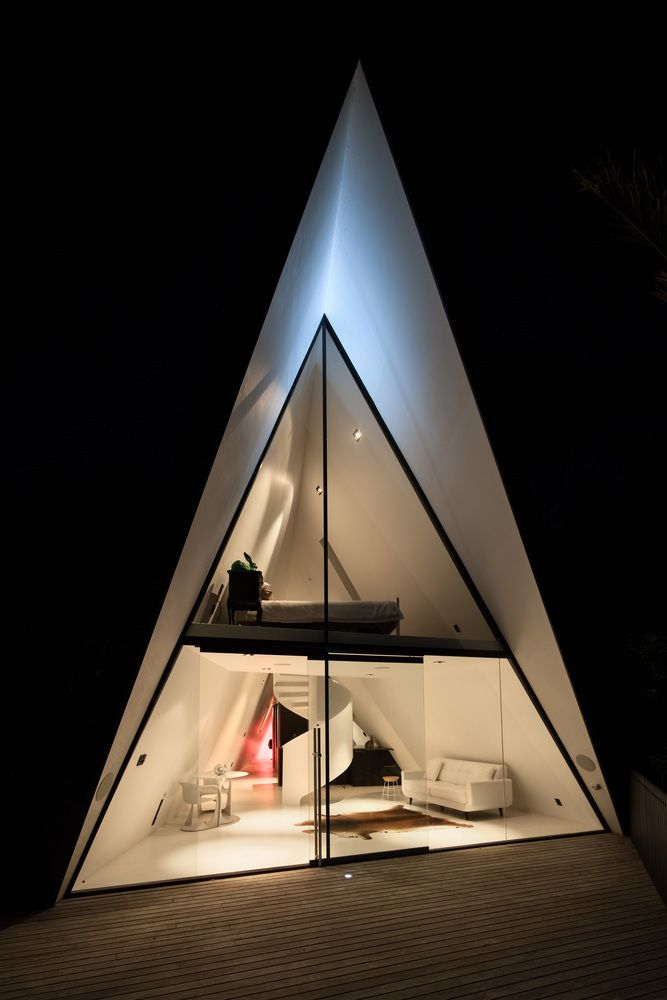 Gallery of Tent House / Chris Tate Architecture - 9