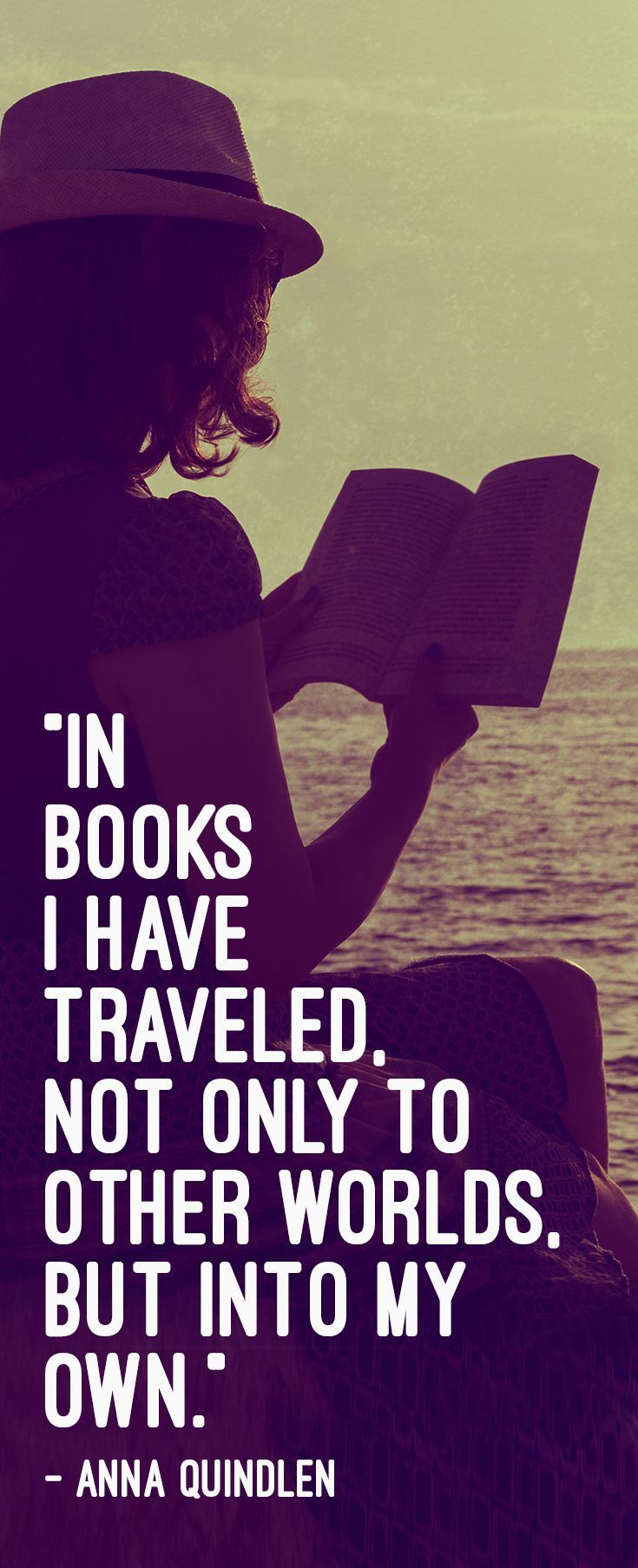 21 Bookish Quotes for a Rainy Day