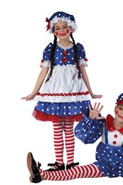 Novelty Dance Costumes   Dansco   Dance Fashion 2014 2015   Pinterest Keywords: Raggedy Ann and Andy   Costume Name: Rag Doll Ann 15569