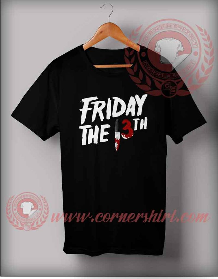 Friday The 13th T shirt //Price: $14.5//     #hashtag1