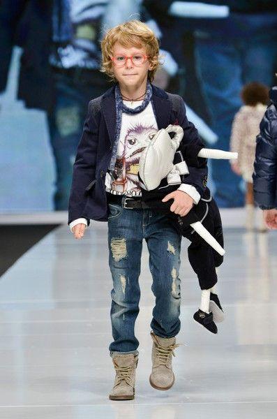 осенняя детская мода 2017 для мальчиков