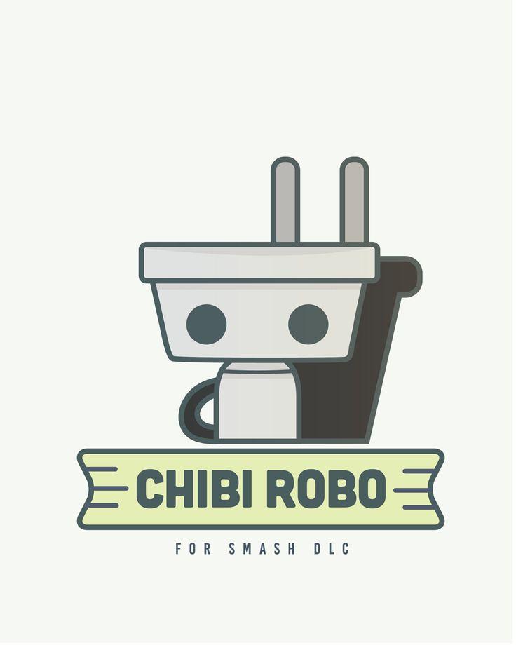 Smash Portrait Campaign - Chibi Robo
