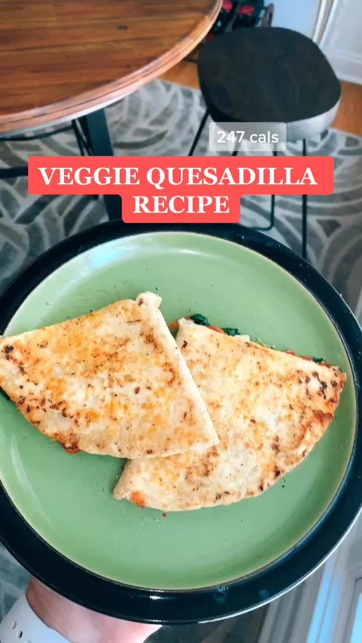 Pin By Hayden Avery On T I K T O K Recipes Veggie Quesadilla Veggie Quesadilla Recipes