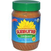 SunButter, Organic Sunflower Seed Spread, 16 oz (454 g) - iHerb.com