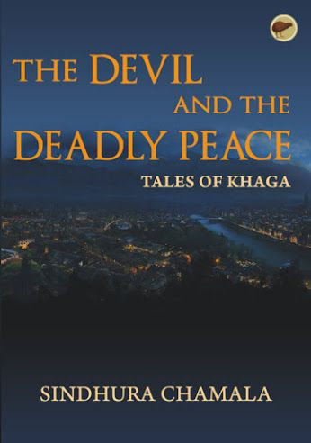 The Devil and the Deadly Peace #Books #Book #Writing #Fiction #Fantasy