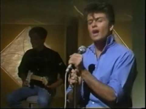 Wham performing Blue on the Russell Harty Show in 1983/4. The version on Wham The Final Cassette is the same as this but without the verse vocals.
