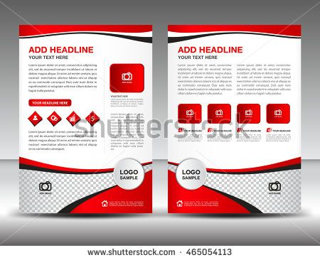 Best Brochure Flyer Template Images On   Brochures