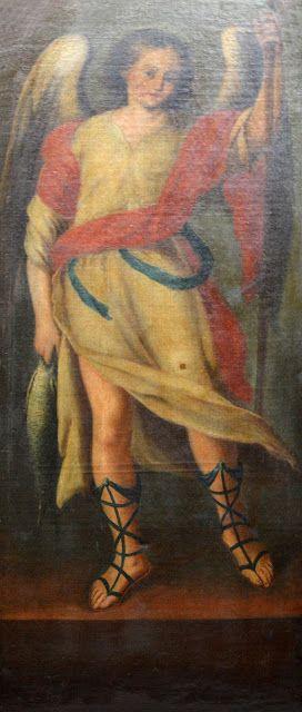 FOTOGRAFIAS DEL MUNDO: Obras Sacras en la Iglesia de San Antonio de Cádiz...
