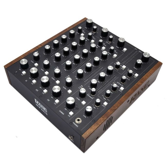 Gearjunkies.com: Introducing the Rane MP2015 Rotary Mixer