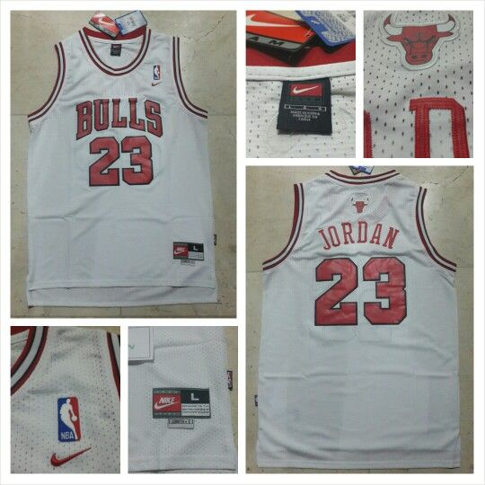 READY STOCK ! READY STOCK!!  JERSEY BASKETBALL NBA CHICAGO BULLS MICHAEL JORDAN #23 SWINGMAN REVO30 FOR SALE  Interested?  Follow us @korionz  Contact us! BB 28BCBB04 LINE Leonardusmarvin Whatsapp +62-838-7033-0922