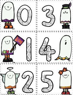 Rulin' The Roost: Halloween Math Freebie