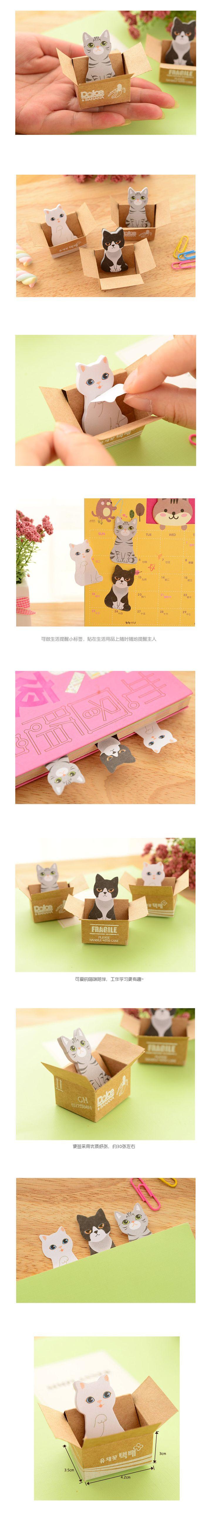 Post It Kawaii pegatinas scrapbooking planificador articulos de papelería coreano lindo notas adhesivas del diario escuela de la historieta 3d stickers oficina material escolar papel escritorio detalles boda regalos en Blocs de notas de Office & School Supplies en AliExpress.com | Alibaba Group