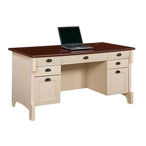 Neapean Home Desk with Drawers - Work Desk