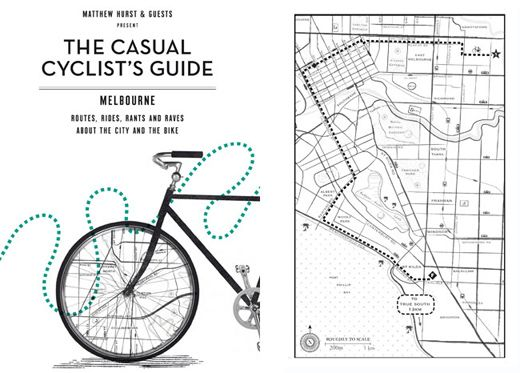 The Casual Cyclists Guide Melbourne