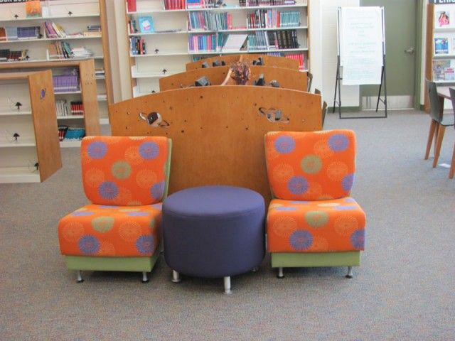 14 best Library ideas for Children & Teen Spaces images on Pinterest