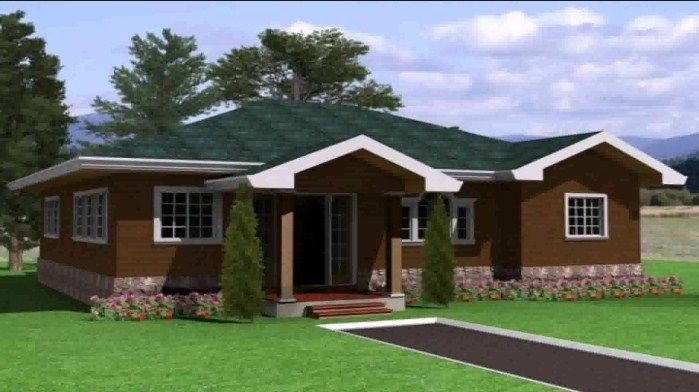 Modern Native House Design Philippines House Simple Bungalow