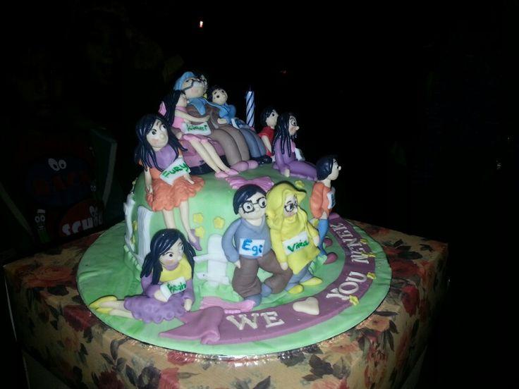 #Cake #GrandmaBirthday