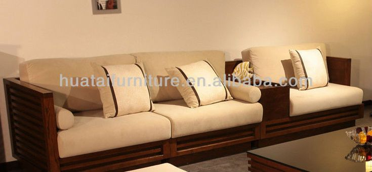 25 best ideas about wooden sofa on pinterest wooden - Living room sets for cheap prices ...
